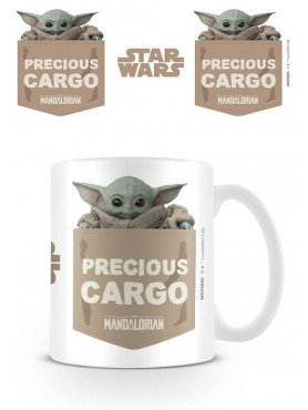 "Star Wars: The Mandalorian - Tasse ""Precious Cargo"""