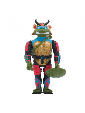 Teenage Mutant Ninja Turtles: Samurai Leonardo - Wave 3 ReAction Actionfigur