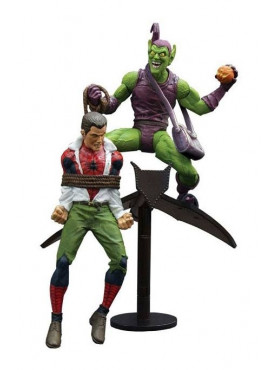 The Amazing Spider-Man: Classic Green Goblin - Marvel Select Actionfigur