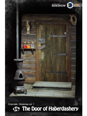 The Hateful Eight: The Door of Haberdashery - Cinematic 1:6 Diorama