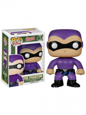 The Phantom POP! Heroes Vinyl Figur aus Phantom 10 cm