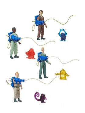 The Real Ghostbusters: 2020 Wave 1 - Kenner Classics Actionfiguren Set