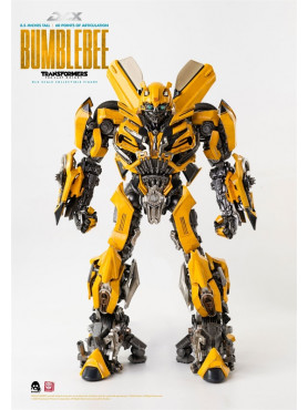 Transformers: The Last Knight - Bumblebee - DLX Actionfigur