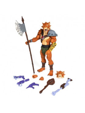 Thundercats: Jackalman - Ultimates Actionfigur