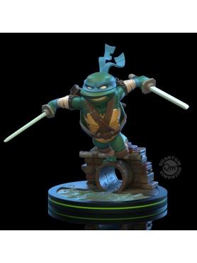 Teenage Mutant Ninja Turtles: Leonardo - Q-Fig Figur