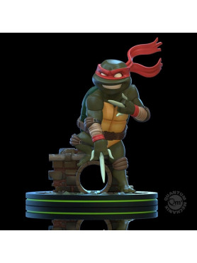 Teenage Mutant Ninja Turtles: Raphael - Q-Fig Figur