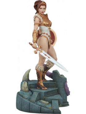 Masters of the Universe: Teela Legends - Collector Edition Maquette