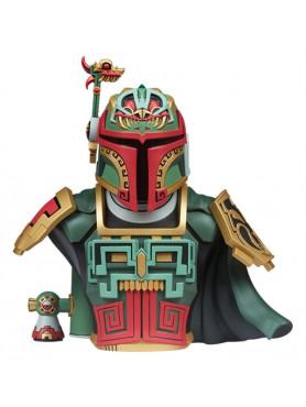 Star Wars: Boba Fett - Jesse Hernandez Urban Aztec Büste
