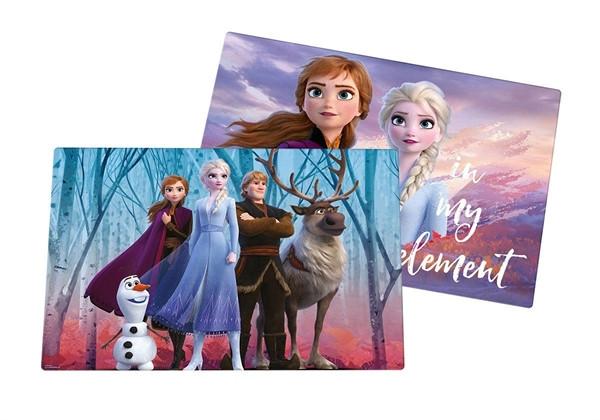 Geda Labels Frozen 2 Breakfast Set Elsa /& Anna Tableware