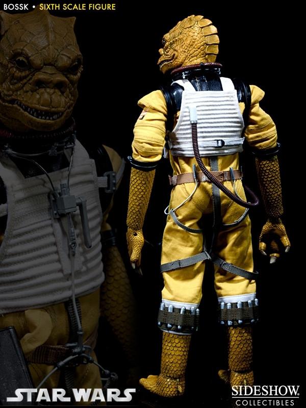 Star Wars Bossk Sixth Scale Figure 30 Cm