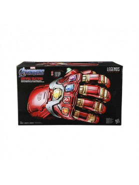 Avengers: Endgame - Nano Gauntlet - Premium Marvel Legends Articulated Electronic Power