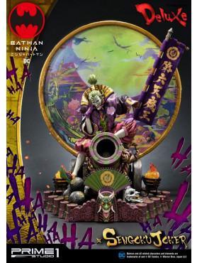 Batman Ninja: Sengoku Joker - Premium Masterline Deluxe Statue