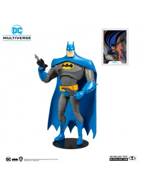 Batman: The Animated Series - Batman (Variant Blue/Gray) - Action Figure