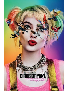 "Birds of Prey: Poster ""Seeing Stars"""