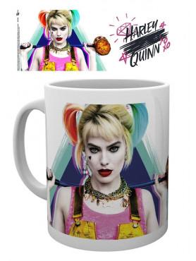 """Birds of Prey: Mug """"Harley Quinn"""""""