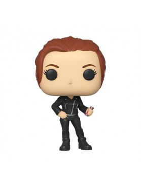 Black Widow: Black Widow (Street) - Pop! Marvel Figure