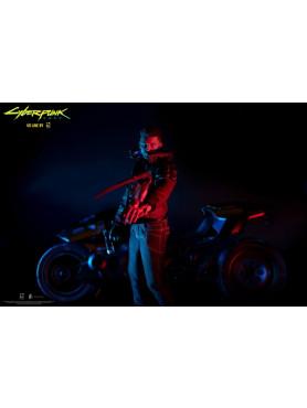 Cyberpunk 2077: Male V & Yaiba Kusanagi - Action Figure