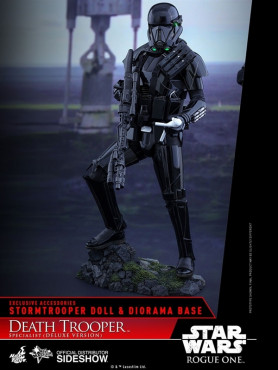 Death Trooper Specialist Deluxe Version Sixth Scale Figure [Rogue One - A Star Wars Story] 32 cm