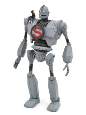The Iron Giant: Iron Giant - Select Actionfigur
