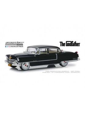 The Godfather: 1955 Cadillac Fleetwood Series 60 - Diecast 1/24 Model