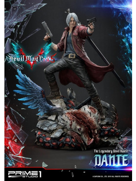 Devil May Cry 5: Dante - 1/4 Statue