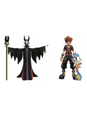 Kingdom Hearts 3: Maleficent & Sora - Select Action Figures