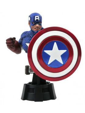 Marvel Comics: Captain America - Bust