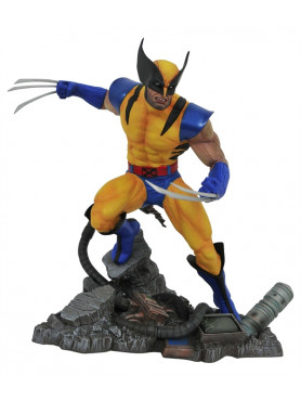 Marvel Comic: Wolverine - Gallery Statue