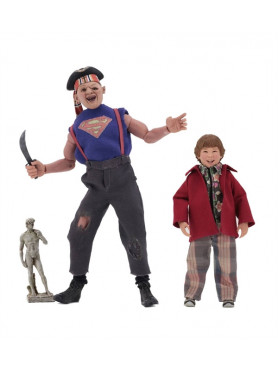 The Goonies: Sloth & Chunk - Retro Action Figure Set