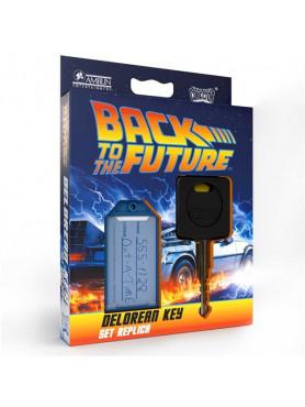 Back to the Future: DeLorean Key - Replica