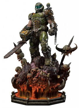 Doom Eternal: Doom Slayer - Ultimate Version Ultimate Museum Masterline 1/3 Statue