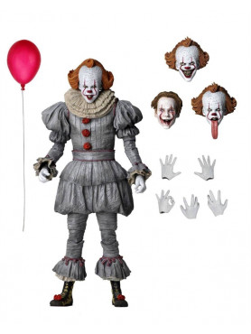 Stephen Kings IT Chapter Two: Ultimate Pennywise - Action Figure