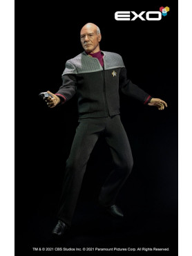 Star Trek: First Contact - Captain Jean-Luc Picard - Action Figure