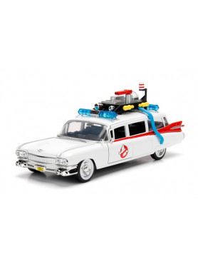 Ghostbusters: 1959 Cadillac Ecto-1 - Diecast 1/24 Model