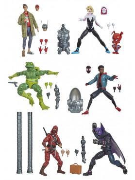 Marvel: Spider-Man - 2021 Wave 1 Marvel Legends Series Action Figures