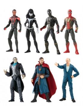 Spider-Man: 2022 Wave 1 Marvel Legends Series Action Figures
