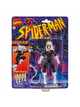 Spider-Man: Black Cat - Marvel Retro Collection Action Figure