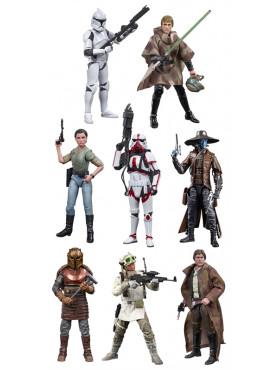 Star Wars Black Series: 2020 Wave 4 Action Figures