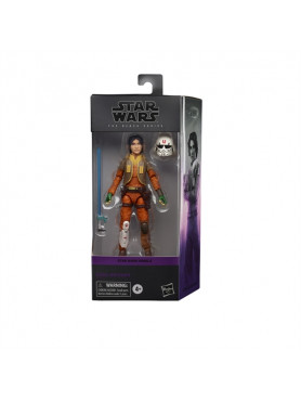 Star Wars Black Series: Rebels - Ezra Bridger - 2021 Wave 1 Action Figure