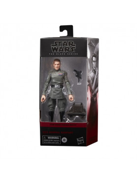 Star Wars Black Series: The Bad Batch - Vice Admiral Rampart - 2021 Wave 1 Action Figure