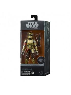 Star Wars Black Series: The Mandalorian - Shoretrooper - 2021 Wave 1 Carbonized Action Figure
