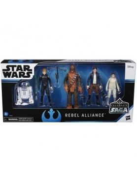 Star Wars: Rebel Alliance - Celebrate the Saga Action Figures
