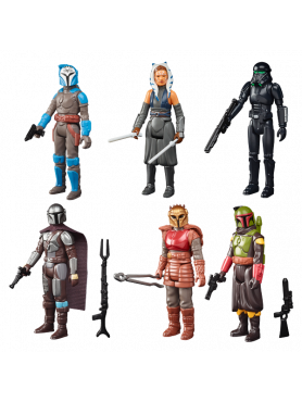 Star Wars: The Mandalorian - 2022 Wave 1 Retro Collection Action Figure