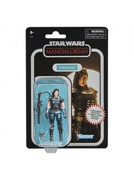 Star Wars: The Mandalorian - Cara Dune - 2020 Wave 1 Vintage Carbonized Collection Action Figure