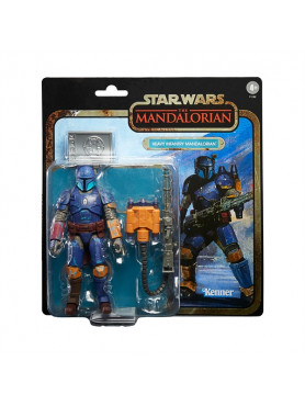 Star Wars: The Mandalorian - Heavy Infantry Mandalorian - 2020 Wave 1 Credit Collection Action Figur