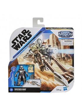 Star Wars: The Mandalorian - The Mandalorian The Child Battle for the Bounty - Mission Fleet