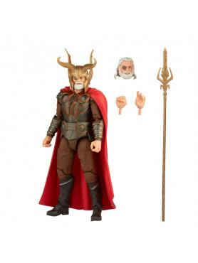 Thor: Odin - 2021 Wave 1 The Infinity Saga Marvel Legends Series Action Figure