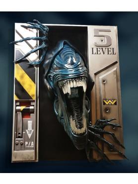 Alien: Alien Queen - Exclusive Edition Life Size Wall Sculpture