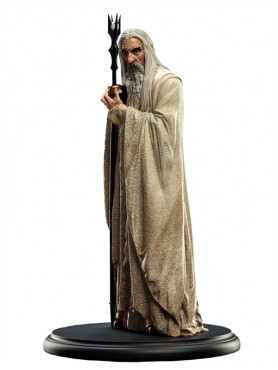 Lord or the Rings: Saruman The White - Statue