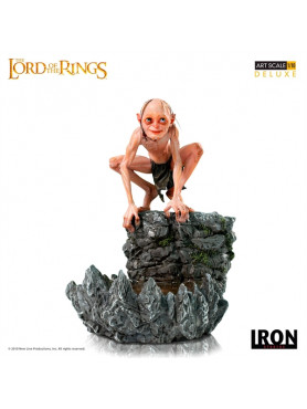 Lord of the Rings: Gollum - Deluxe Art Scale 1/10 Statue